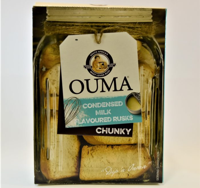 ouma rusks, condensed milk rusks, rusk