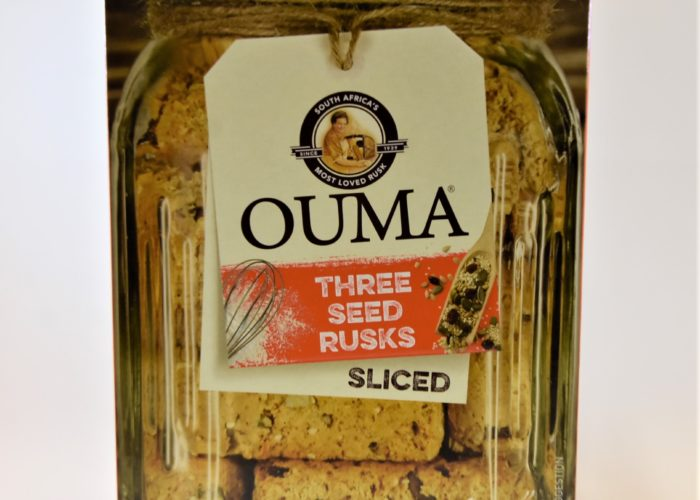 ouma rusks, rusk, three seed rusks