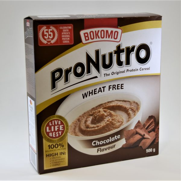 pronutro chocolate