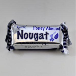 massam's honey & almond