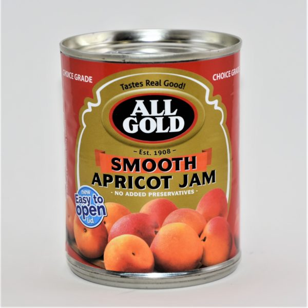 All Gold Apricot Jam