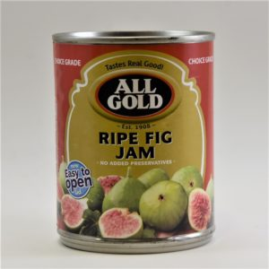 All Gold Ripe Fig Jam