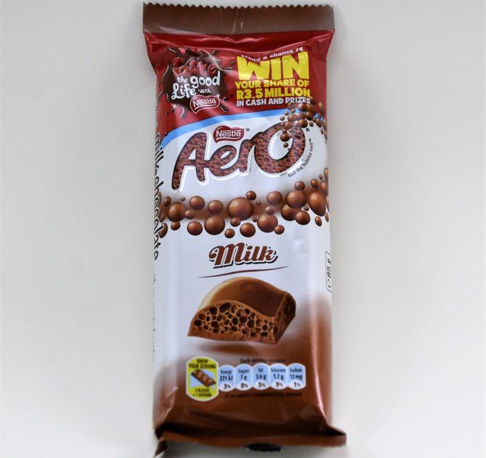 aero chocolate