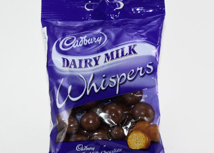 Cadbury Whispers