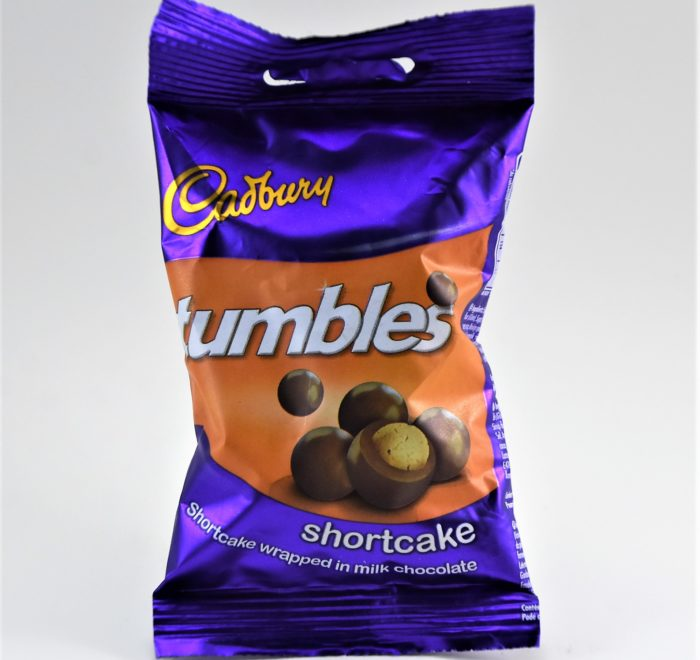 Cadbury Shortcake Tumbles