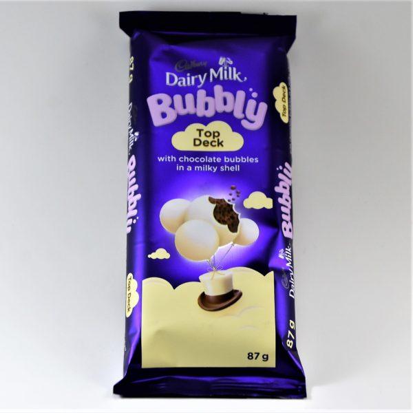 Cadbury Bubbly Top Deck
