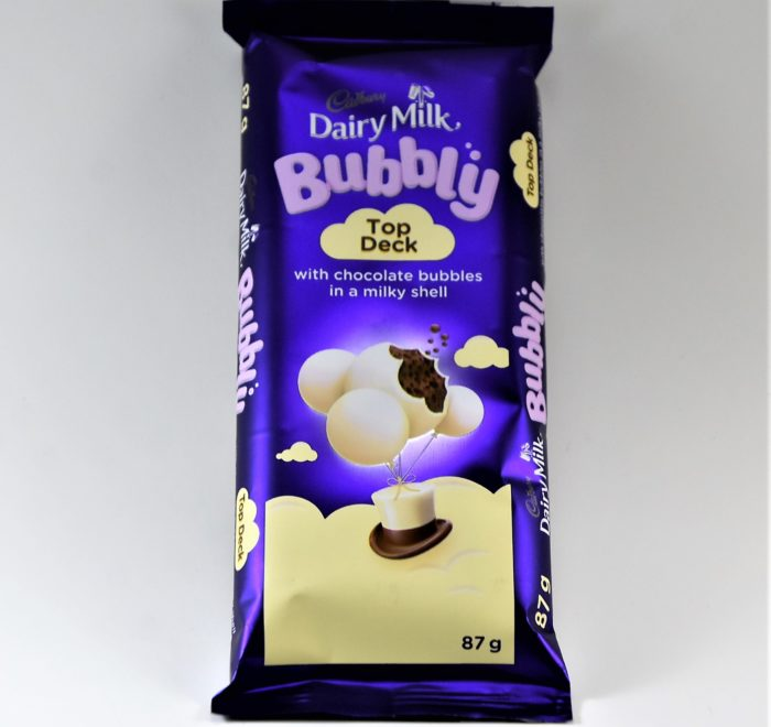 Cadbury Bubbly Top Deck
