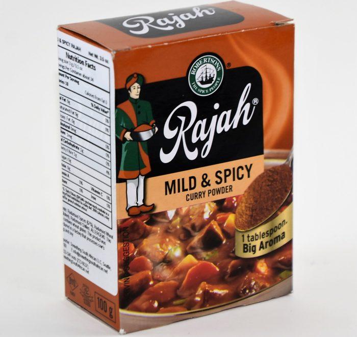 Rajah Mild & Spicy