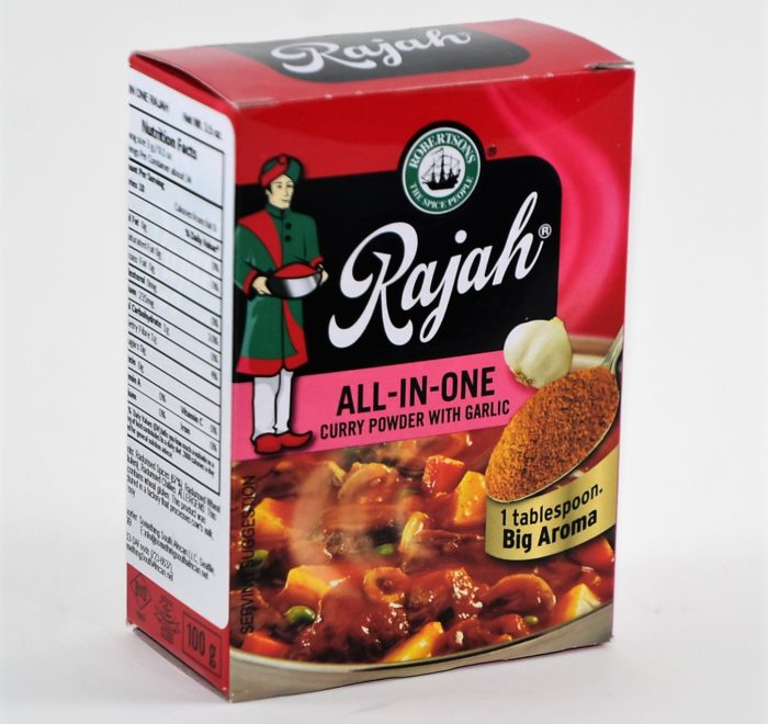 Rajah All-in-One