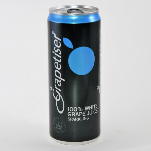 grapetiser white slim can
