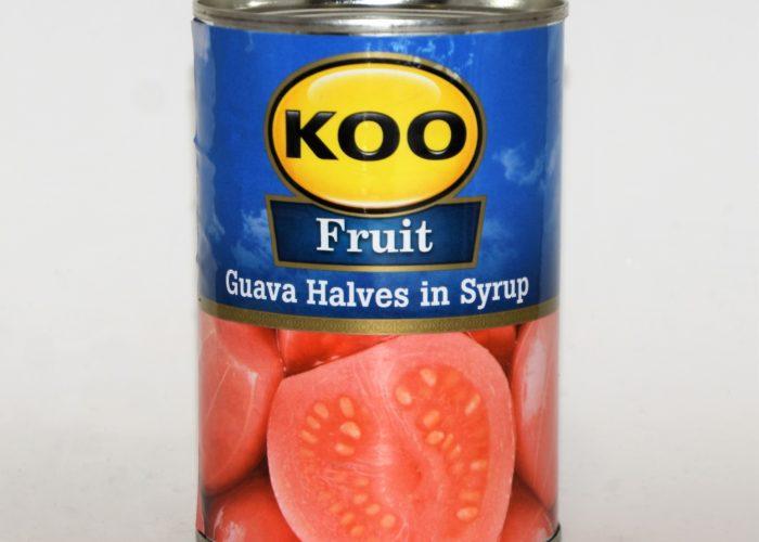 Koo Guava Halves