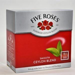 Five Roses Ceylon