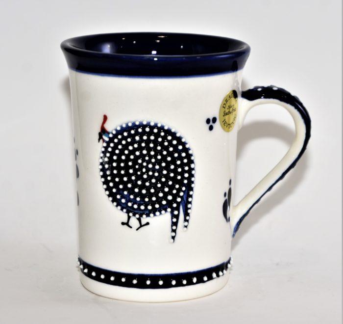 Ntaba African Guinea Fowl Tea Mug - Tall