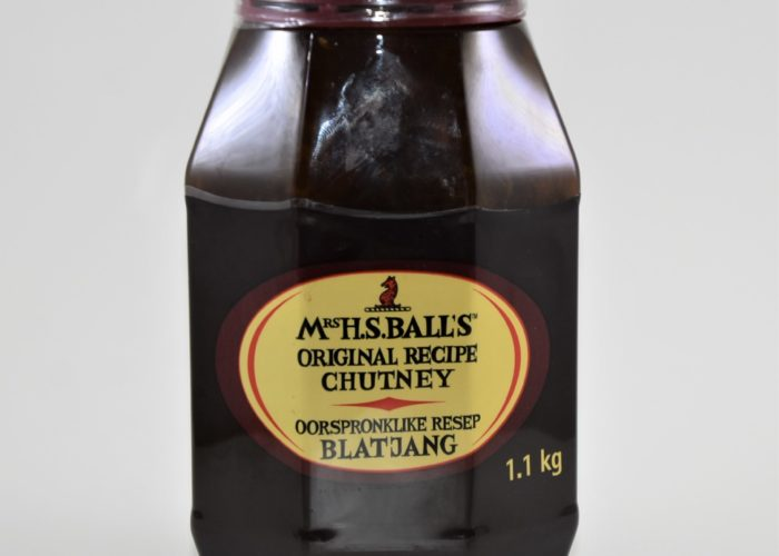 Mrs. Ball's Chutney, original recipe chutney