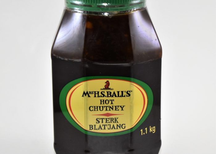 Mrs. Ball's Hot Chutney