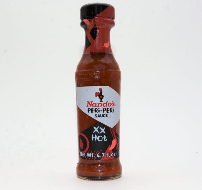 Nando's XX Hot Peri-Peri Sauce