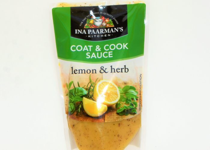 Ina Paarman's Lemon & Herb Coat & Cook