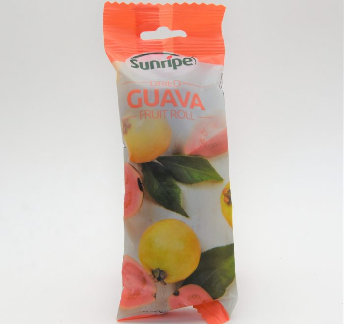 Sunripe Guava Fruit Roll